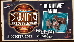 Swing Sinners: Roy P-Cat and the V8 Daddies
