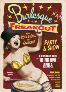 Burlesque Freakout