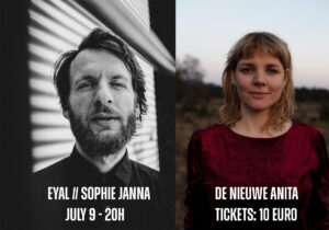 Eyal & The Weeping Trees + Sophie Janna