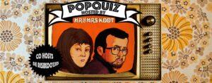 Popquiz met DJs Mr & Mevr Koot en de Risikootjes